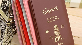 Stylish Passport Covers