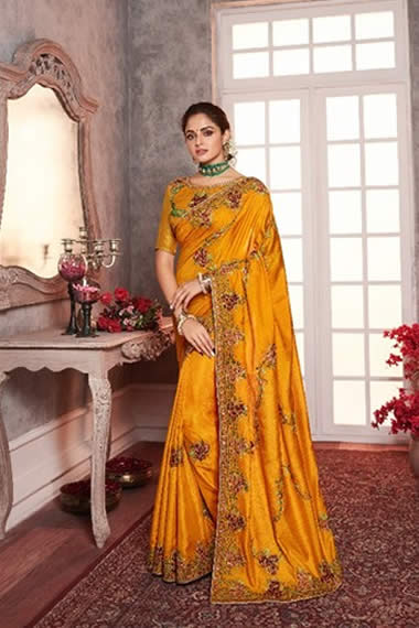 Buy Party Wear Saree Online