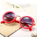 Unisex Kids European Sunglasses