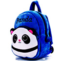Kids School Bag Soft Plush Backpack