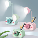 Camera Style Table Lamp
