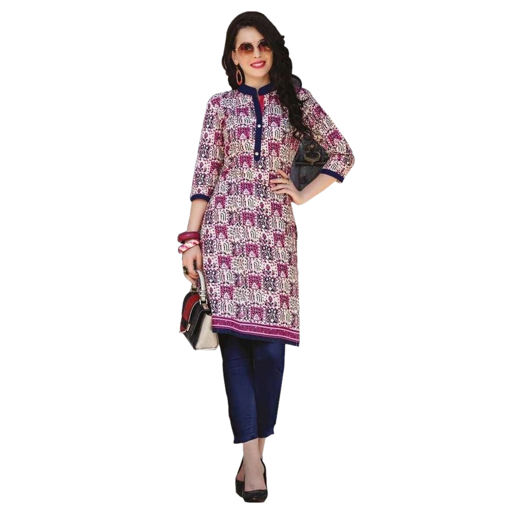 a3b860eedd Sunglasses. Sunglasses · Sunglasses Case · Home · Products · Ethnic Wear · Daily  Wear Kurta; Littledesire Women Daily Wear Printed Cotton Kurta