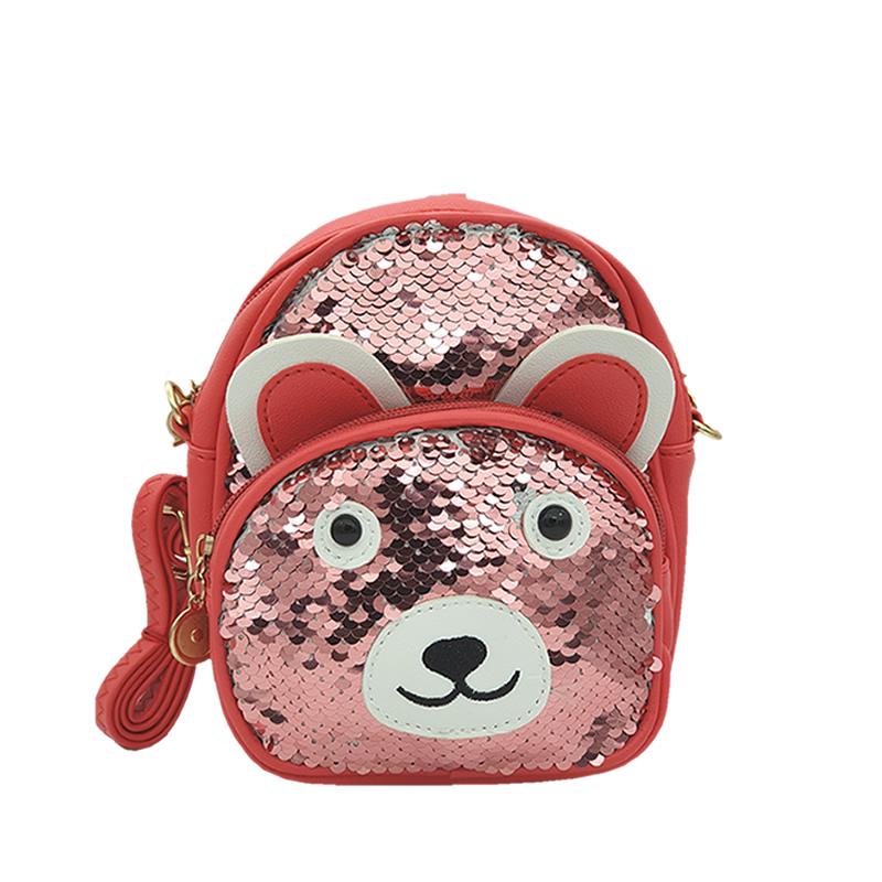 21a82f59c0c Littledesire Cute Cartoon Travel Sequins Glitter kids Backpack - 7 ...