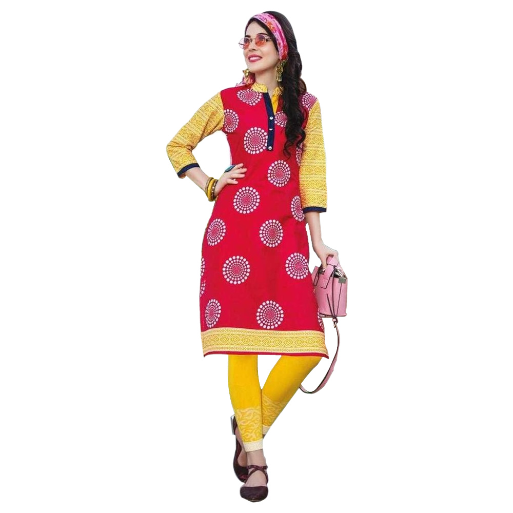 a951783891 Product Details. Littledesire Women Daily Wear Stiched Ready to Wear Cotton  Kurta