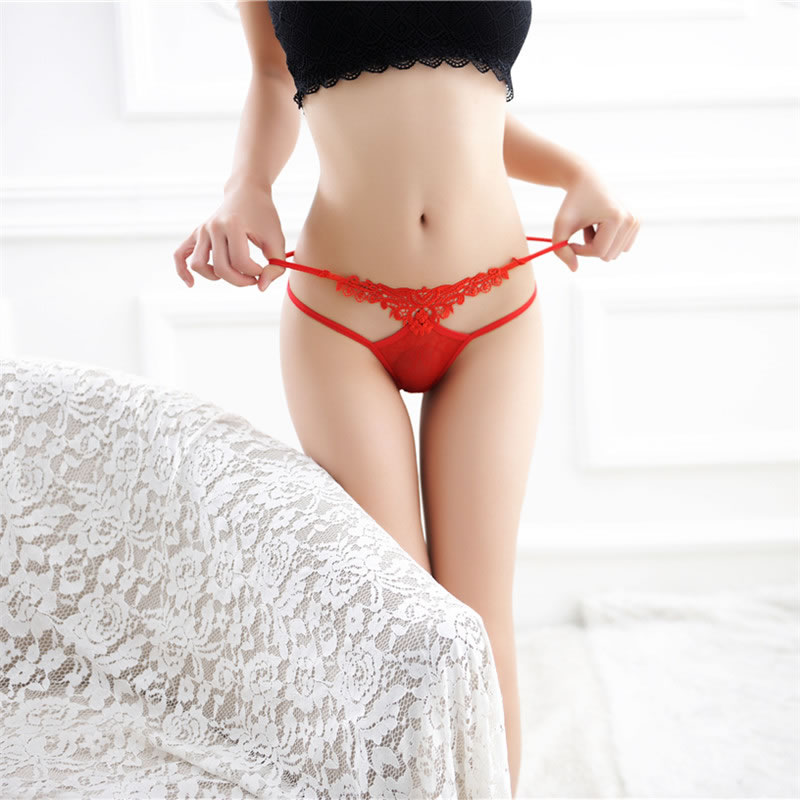 bc6dd27e1664 Bandage Sexy V-string High Rise Panty, Lingerie, Panties. Online ...