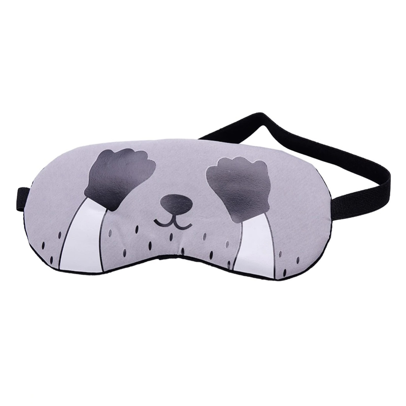 7472b8345 Littledesire Cartoon Cat Printed Sleeping Eye Mask