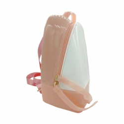 Littledesire Solid Pattern Small Backpack