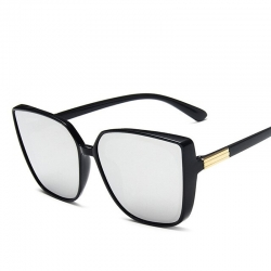 Women High Quality Retro Cateye Sunglasses