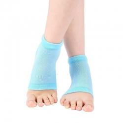 Heel Pain Relief Silicone Gel Heel Socks Anti Crack Heel Socks Heel Protector Socks