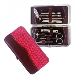 11 In 1 Manicure Pedicure Set Kit Case