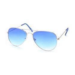 Littledesire Unisex Blue Aviator Sunglass