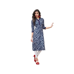 Littledesire Printed Cotton Kurta