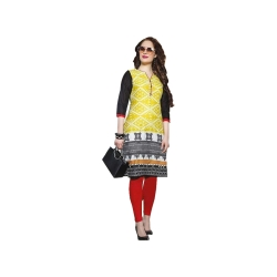 Littledesire Women Daily Wear Cotton Kurta