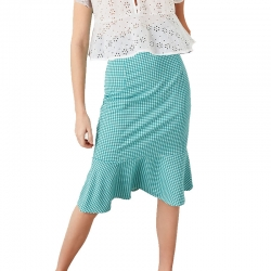 Littledesire Flywheel Midi Skirt