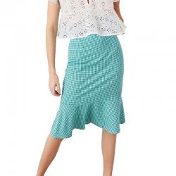 Littledesire Flywheel Midi Skirt