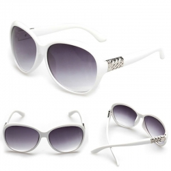 Big Frame Women Vintage Sunglasses