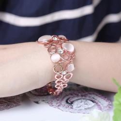 Littledesire Classic Femme Opal Rhinestone Bracelet