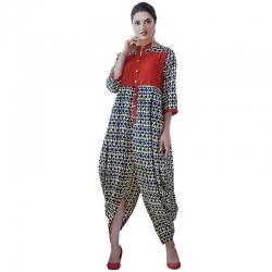 Littledesire Latest Dhoti Style Kurta