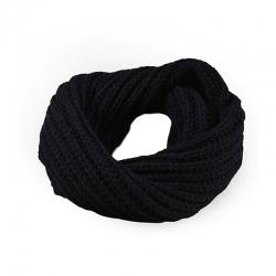Winter Fashion Warm Circle Wool Knit Scarf