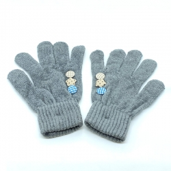 Littledesire Full Finger Woollen Winter Gloves