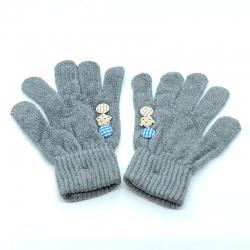 Littledesire Full Finger Woollen Winter Gloves