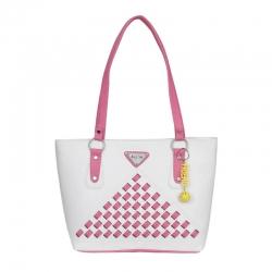 PU Leather Alliya Trendy Women Handbags