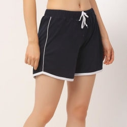 Plain Culotte Shorts For Women