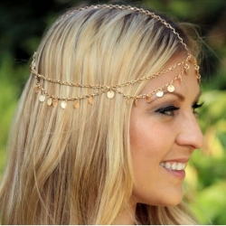 Bridal Hair Wear Sequin Headbands