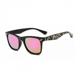 Vintage Squared Fashion Sunglasses