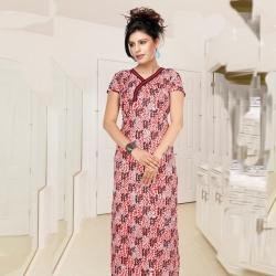 Sarina Printed Women's Nighty