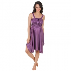 Stylish Women Satin Nightwear
