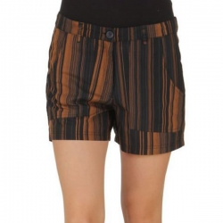 Mid-Rise Waist Casual Cotton Shorts