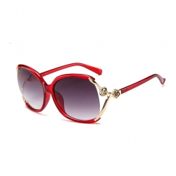 Littledesire Stylish Vintage Big Frame Sunglasses