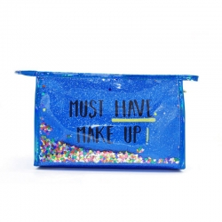 Littledesire PVC Makeup Storage Cosmetic Pouch Bag