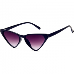 Littledesire Retro Triangle Cat Eye Women Sunglasses