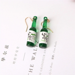 Littledesire Cute Bottle Shaped Earrings