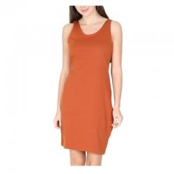 Sleeveless Women Cotton Hosiery Tanks Sleepwear Dress Nighty