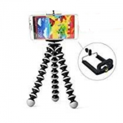 10 Inch Gorilla Tripod for Mobile Phone DSLR and Action Camera GoPro with Holder Stand Gorillapod