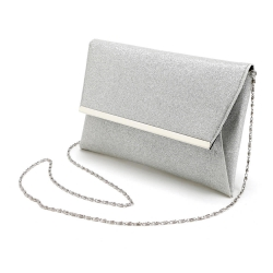 Elegant Stylish Envelope Sequins Bag