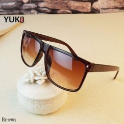 Designer Square Frame Unisex Sunglasses
