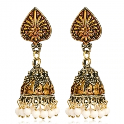 Littledesire Fashion Jewelry Jhumka Earrings