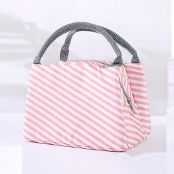 Littledesire Style Portable Insulated Tote Lunch Bag