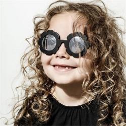 Littledesire Unisex Kids Cute Sun Flower Style Sunglasses