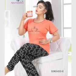 Littledesire Top & Pajama Set Sleepwear
