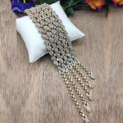 Gold Plated Charm Fashionable Bracelet