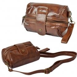 Retro Style PU Leather Purse
