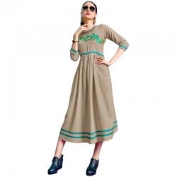 Littledesire Latest Stylish Embroidered Dress