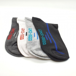 Sports Lemce Cotton Men Socks - 4 Pairs