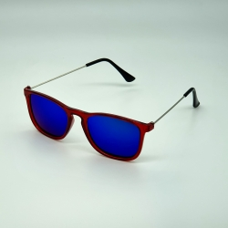 Littledesire Fashion Blue & Black Lens Kids Sunglasses