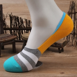 Women Cotton Loafer Type Socks - 2 Pairs